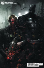 Image: Batman #101 (variant card stock cover - Francesco Mattina) - DC Comics