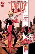 Image: Batman: White Knight Presents Harley Quinn #1 - DC - Black Label