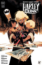 Image: Batman: White Knight Presents Harley Quinn #1 (variant cover - Matteo Scalera) - DC - Black Label