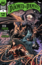 Image: DC The Doomed and the Damned #1 - DC Comics