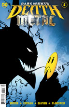 Image: Dark Nights: Death Metal #4 - DC Comics