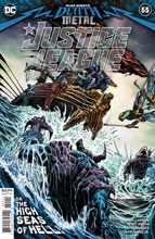 Image: Justice League #55 - DC Comics