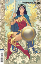 Image: Wonder Woman #764 (variant card stock cover - Joshua Middleton) - DC Comics