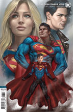 Image: Action Comics #1026 (variant cover - Lucio Parrillo) - DC Comics