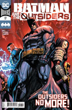 Image: Batman & The Outsiders #17 - DC Comics