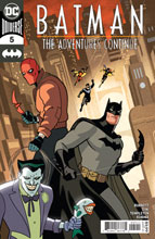 Image: Batman: The Adventures Continue #5 - DC Comics