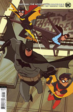 Image: Batman: The Adventures Continue #5 (variant cover - Sean  - DC Comics