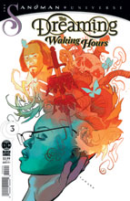 Image: Dreaming: Waking Hours #3 - DC - Black Label