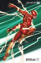 Image: Flash #763 (variant cover - Inhyuk Lee) - DC Comics