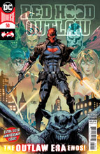 Image: Red Hood: Outlaw #50 - DC Comics