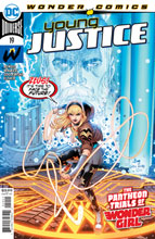 Image: Young Justice #19 - DC-Wonder Comics