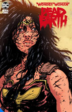 Image: Wonder Woman: Dead Earth HC  - DC - Black Label