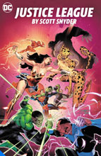 Image: Justice League By Scott Snyder Book Two Deluxe Edition HC  - DC Comics