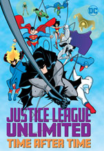 Image: Justice League Unlimited: Time After Time SC  - DC Comics