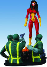 Image: Marvel Select: Spider-Woman Action Figure  -