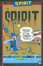 Image: Will Eisner's Spirit Archives Vol. 21 HC  - DC Comics