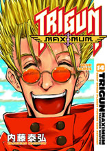 Image: Trigun Maximum Vol. 14: Mind Games SC  - Dark Horse