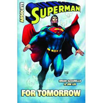 Image: Absolute Superman: For Tomorrow HC  - DC Comics