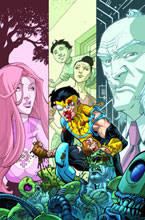Image: Invincible Vol. 10: Who's the Boss? SC  - Image Comics