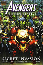 Image: Avengers: The Initiative Vol. 03 - Secret Invasion HC  - Marvel Comics