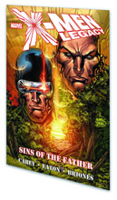 Image: X-Men: Legacy - Sins of the Father SC  - Marvel Comics
