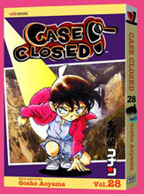 Image: Case Closed! Vol. 28 GN  - Viz Media LLC