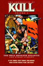 Image: Chronicles of Kull Vol. 02: Hell Beneath Atlantis SC  - Dark Horse