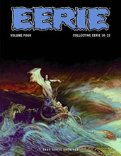 Image: Eerie Archives Vol. 04 HC  - Dark Horse