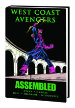 Image: Avengers: West Coast Avengers Assemble HC  - Marvel Comics