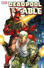 Image: Deadpool & Cable Ultimate Collection Book 01 SC  - Marvel Comics