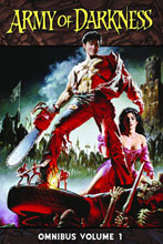 Image: Army of Darkness Omnibus Vol. 01 SC  - D. E./Dynamite Entertainment