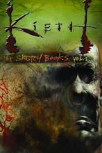 Image: Sam Kieth Sketchbooks Vol. 01 SC  - IDW Publishing