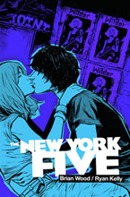 Image: New York Five #2 - DC Comics - Vertigo