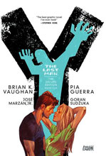 Image: Y: The Last Man Vol. 05 Deluxe HC  - DC Comics - Vertigo