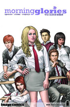 Image: Morning Glories Vol. 01 SC  - Image Comics