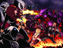 Image: Onslaught Unleashed #1 - Marvel Comics