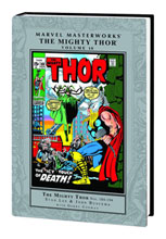 Image: Marvel Masterworks Mighty Thor Vol. 10 HC  - Marvel Comics