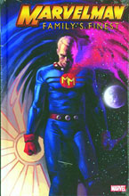 Image: Marvelman Family's Finest HC  - Marvel Comics