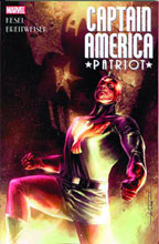 Image: Captain America: Patriot SC  - Marvel Comics