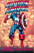 Image: Captain America: Scourge of the Underworld SC  - Marvel Comics