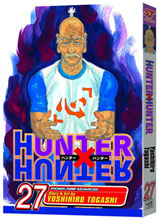 Image: Hunter X Hunter Vol. 27 SC  - Viz Media LLC