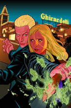 Image: Buffy the Vampire Slayer: Season 9 #6 (Noto cover) - Dark Horse