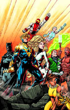 Image: Justice League International #6 - DC Comics