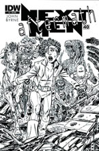 Image: Next Men Aftermath #40 (10-copy incentive cover) (v10) - IDW Publishing