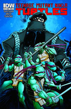 Image: Teenage Mutant Ninja Turtles #7 - IDW Publishing