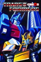Image: Transformers Vol. 06: Chaos Police Action SC  - IDW Publishing