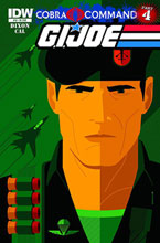Image: G.I. Joe Vol. 2 #10 (10-copy incentive cover) (v10) - IDW Publishing