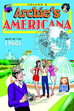 Image: Archie's Americana Vol. 03: Best of the 60s HC  - IDW Publishing