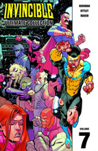 Image: Invincible Ultimate Collection Vol. 07 HC  - Image Comics