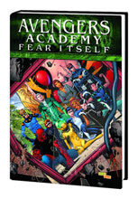 Image: Fear Itself: Avengers Academy HC  - Marvel Comics